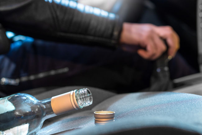 the difference between DUI vs. DWI